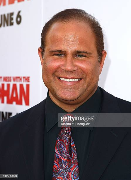 Actor Keith Middlebrook arrives at the premiere of Sony Pictures 'You Don't Mess With The Zohan' held at Grauman's Chinese Theater on May 28 2008 in...