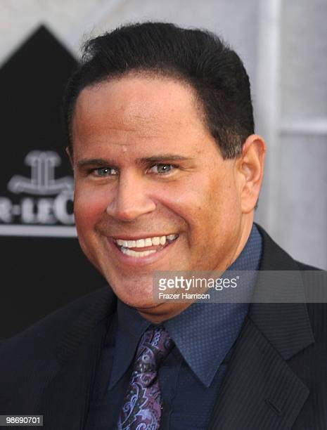 """Actor Keith Middlebrook arrives at the world premiere of Paramount Pictures & Marvel Entertainment's """"Iron Man 2"""" held at the El Capitan Theatre on..."""