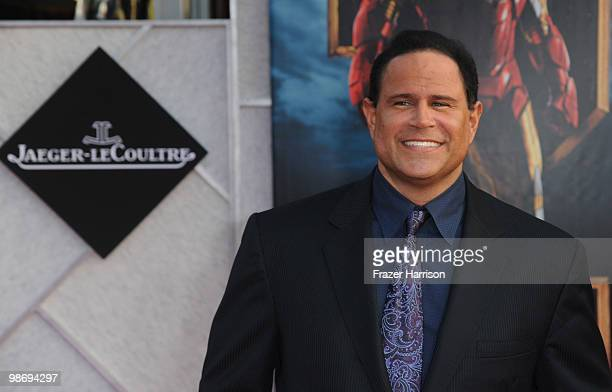 Actor Keith Middlebrook arrives at the world premiere of Paramount Pictures and Marvel Entertainment's 'Iron Man 2 held at El Capitan Theatre on...