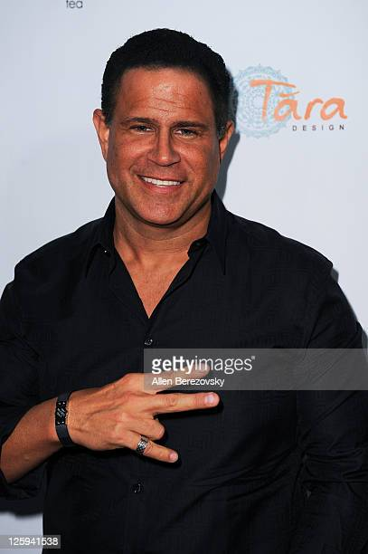 Actor Keith Middlebrook attends the 3rd annual Bullets 4 Peace reloading life event celebrating the World Peace Day at Station Hollywood at W...