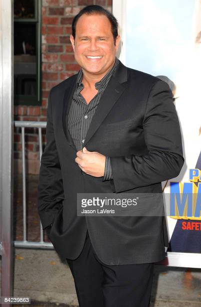 Actor Keith Middlebrook attends the premiere of Paul Blart Mall Cop at Mann Village Theatre on January 10 2009 in Westwood California