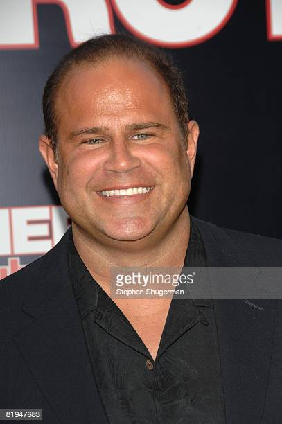 Actor Keith Middlebrook attends the premiere of Sony Pictures' Step Brothers at the Mann Village Theater on July 15 2008 in Westwood California