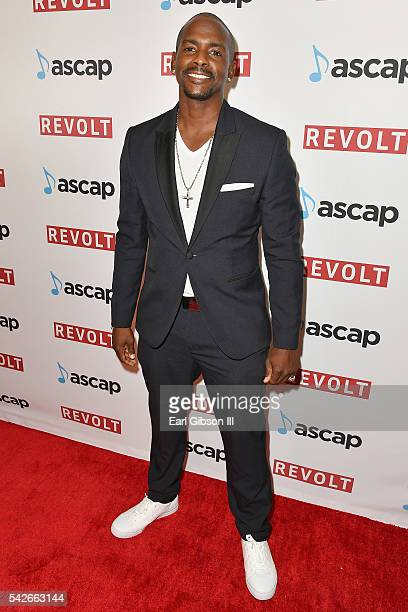 Actor Keith Robinson attends the 2016 ASCAP Rhythm Soul Awards at the Beverly Wilshire Four Seasons Hotel on June 23 2016 in Beverly Hills California