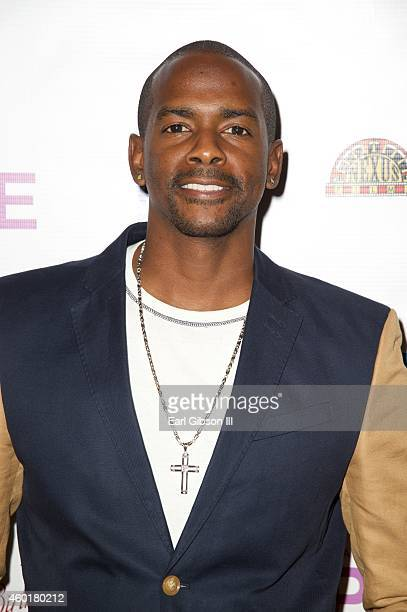 """Actor Keith Robinson attends the Los Angeles Premiere of the film """"Lap Dance"""" at ArcLight Cinemas on December 8, 2014 in Hollywood, California."""