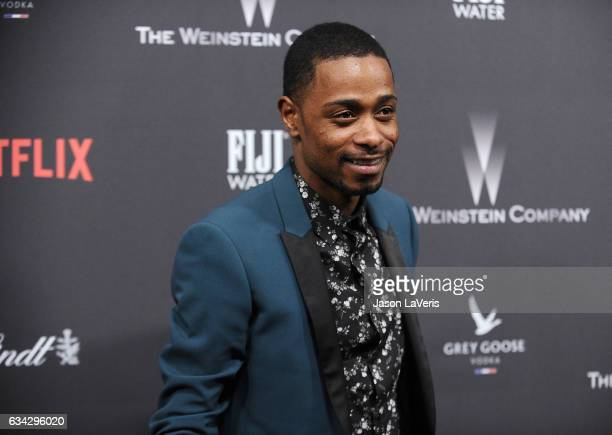 Actor Keith Stanfield attends the 2017 Weinstein Company and Netflix Golden Globes after party on January 8 2017 in Los Angeles California