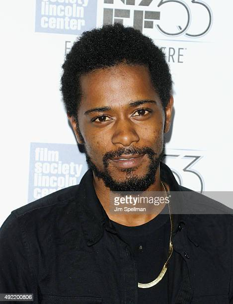 Actor Keith Stanfield attends the 53rd New York Film Festival closing night gala presentation and premiere of Miles Ahead at Alice Tully Hall on...