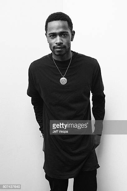 Actor Keith Stanfield of 'Miles Ahead' poses for a portrait at the 2016 Sundance Film Festival on January 22 2016 in Park City Utah