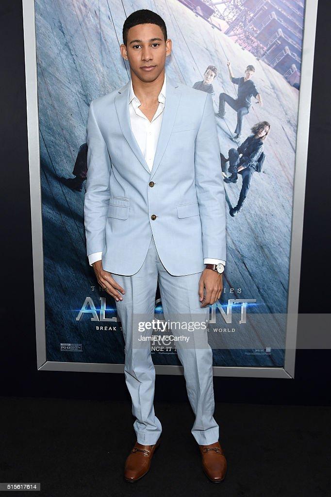 """Allegiant"" New York Premiere - Arrivals"