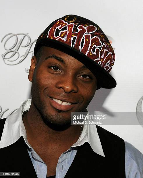 Actor Kel Mitchell attends Keith 'KB' Brown of KBiz Entertainment's 28th Birthday Party at Eleven Nighclub on August 5 2008 in West Hollywood...