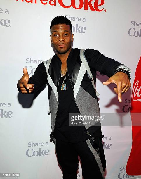 Actor Kel Mitchell attends the Flava Zone during the 2015 BET Experience at the Los Angeles Convention Center on June 28 2015 in Los Angeles...
