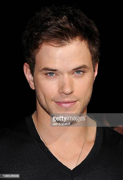 Actor Kellan Lutz arrives at the Los Angeles Premiere 127 Hours at AMPAS Samuel Goldwyn Theater on November 3 2010 in Beverly Hills California