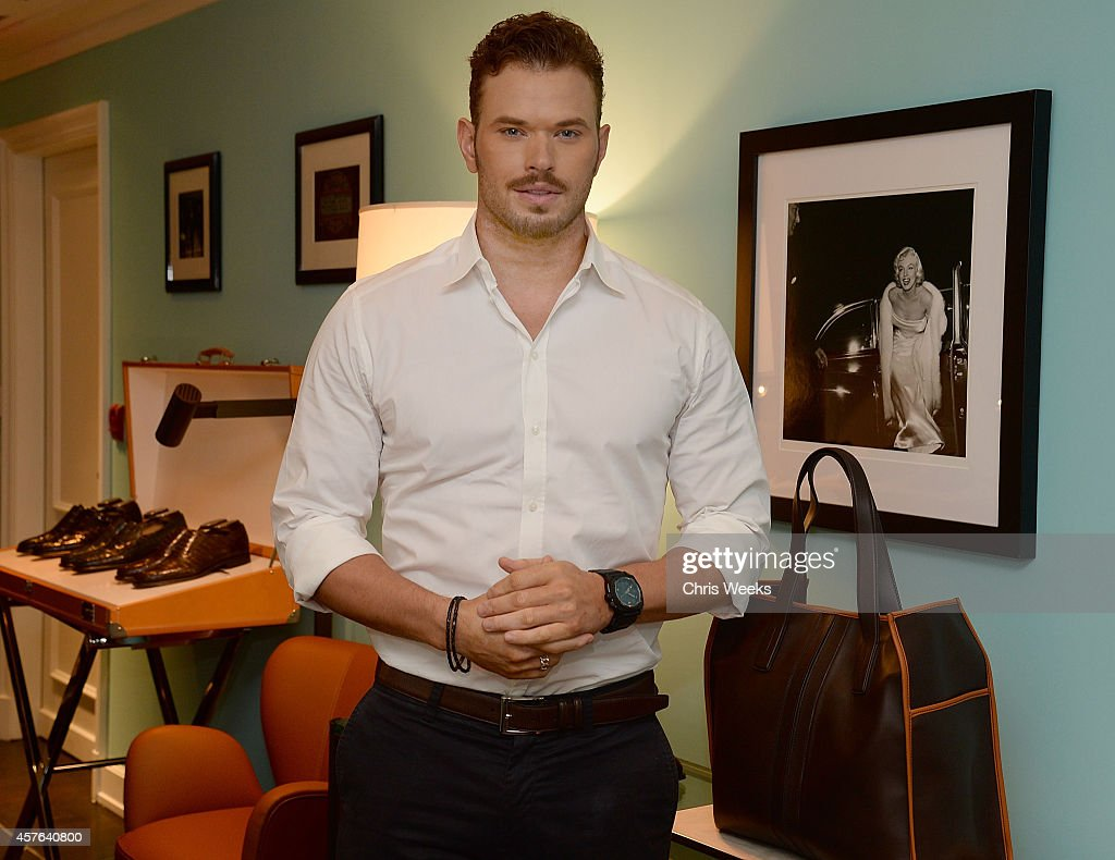 Kellan Lutz And DETAILS Host Cocktail Party To Celebrate Tod's J.P. Club