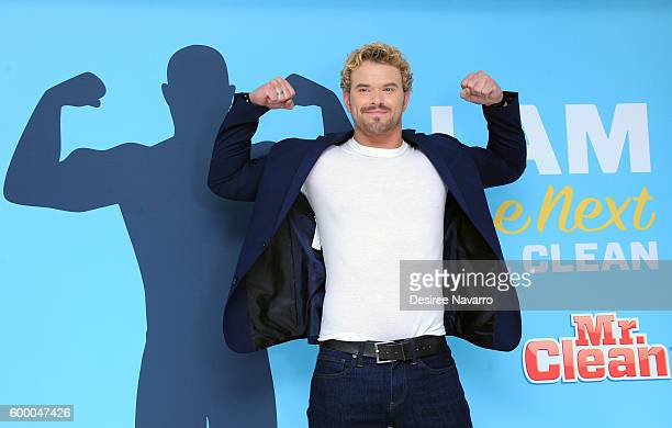 Actor Kellan Lutz attends Mr Clean #TheNextMrClean open casting call at 404 NYC on September 7 2016 in New York City