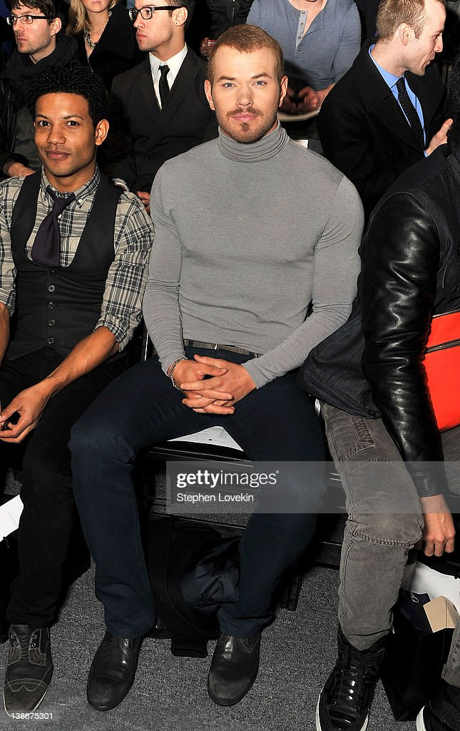 General Idea - Front Row - Fall 2012 Mercedes-Benz Fashion Week : News Photo
