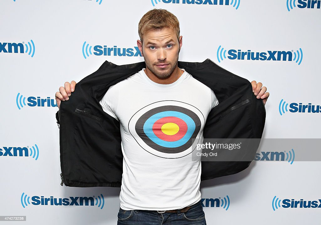 Celebrities Visit SiriusXM Studios - May 21, 2015