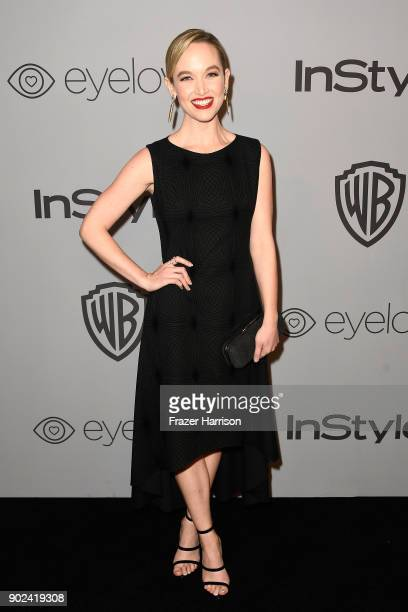 Actor Kelley Jakle attends 19th Annual PostGolden Globes Party hosted by Warner Bros Pictures and InStyle at The Beverly Hilton Hotel on January 7...