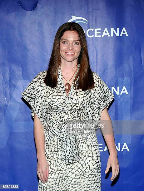 Actor Kelly DeSarla attends the 2009 Project Save Our Surf 1st Annual Surfathon and Oceana Awards at Shutters on the Beach Ballroom on April 5 2009...