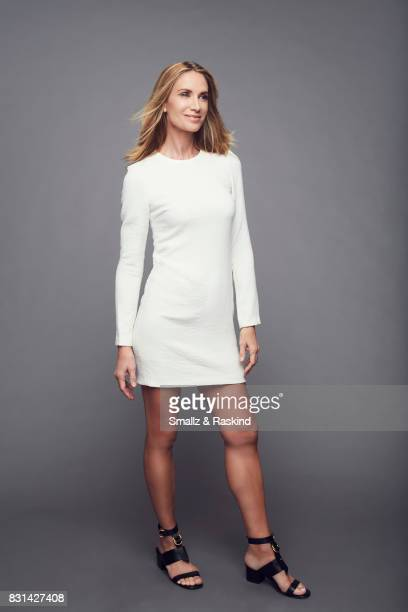 Actor Kelly Lynch of Audience Network's 'Mr.Mercedes' poses for a portrait during the 2017 Summer Television Critics Association Press Tour at The...