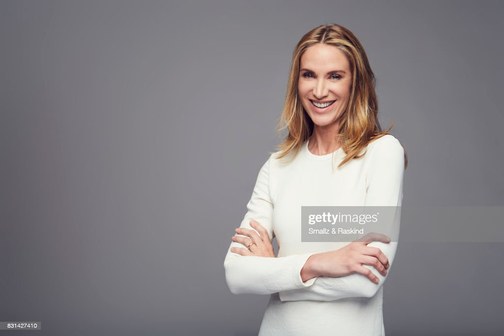 Actor Kelly Lynch of Audience Network's 'Mr.Mercedes' poses for a portrait during the 2017 Summer Television Critics Association Press Tour at The Beverly Hilton Hotel on July 25, 2017 in Beverly Hills, California.