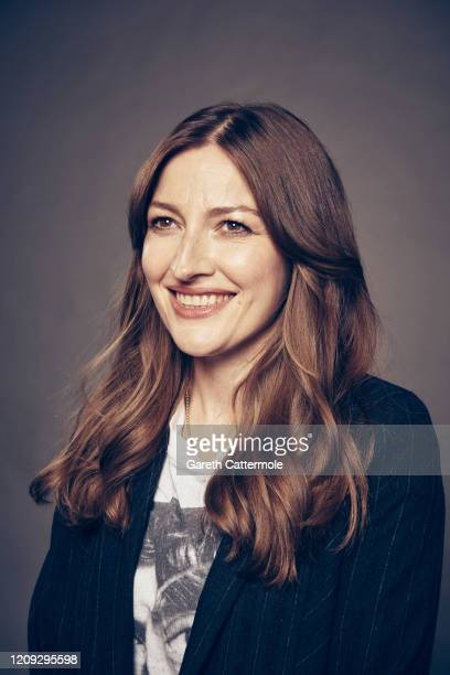Actor Kelly Macdonald poses for a portrait during the 2019 Toronto International Film Festival at Intercontinental Hotel on September 09 2019 in...