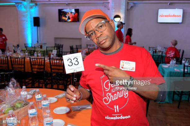Actor Kelly Perine attends The Salvation Army Feast of Sharing presented by Nickelodeon at Casa Vertigo on November 21 2017 in Los Angeles California