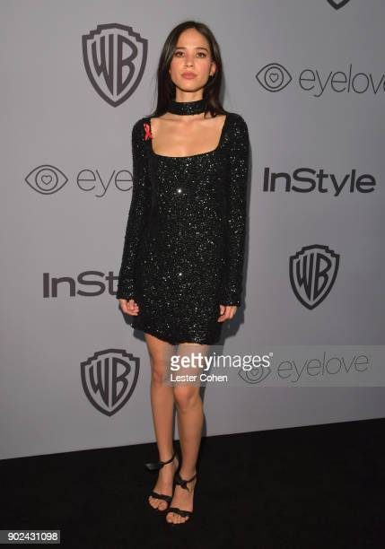 Actor Kelsey Chow attends 19th Annual PostGolden Globes Party hosted by Warner Bros Pictures and InStyle at The Beverly Hilton Hotel on January 7...