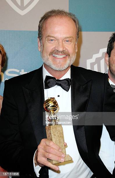 Actor Kelsey Grammer arrives at 13th Annual Warner Bros And InStyle Golden Globe Awards After Party at The Beverly Hilton hotel on January 15 2012 in...