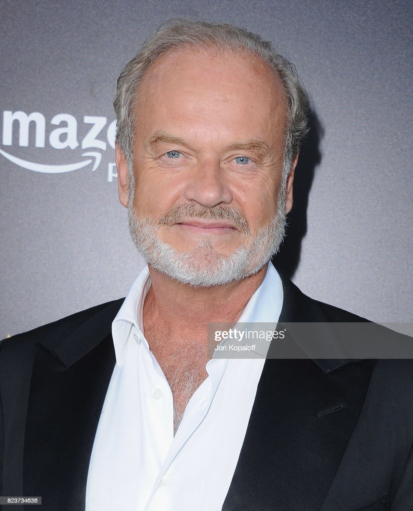 Actor Kelsey Grammer arrives at the Premiere Of Amazon Studios' 'The Last Tycoon' at the Harmony Gold Preview House and Theater on July 27, 2017 in Hollywood, California.