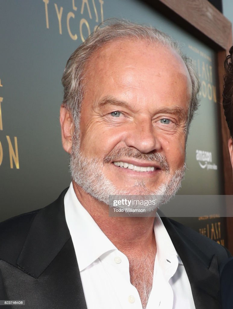 Actor Kelsey Grammer at the Amazon Prime Video premiere of the original drama series 'The Last Tycoon' at Harmony Gold Theatre on July 27, 2017 in Los Angeles, California.