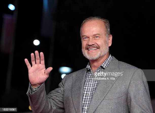 Actor Kelsey Grammer attends Boss premiere during the 2012 RomaFictionFest at Auditorium Parco della Musica on October 3 2012 in Rome Italy