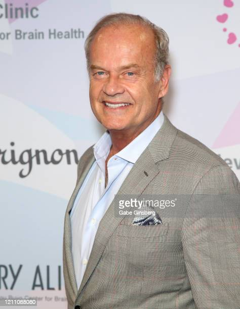Actor Kelsey Grammer attends the 24th annual Keep Memory Alive Power of Love Gala benefit for the Cleveland Clinic Lou Ruvo Center for Brain Health...