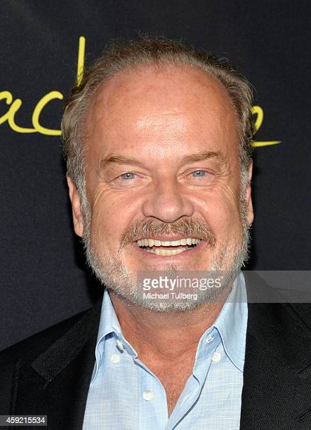 Actor Kelsey Grammer attends the premiere of Millennium Entertainment's new film 'Reach Me' at Chinese 6 Theater Hollywood on November 18 2014 in...