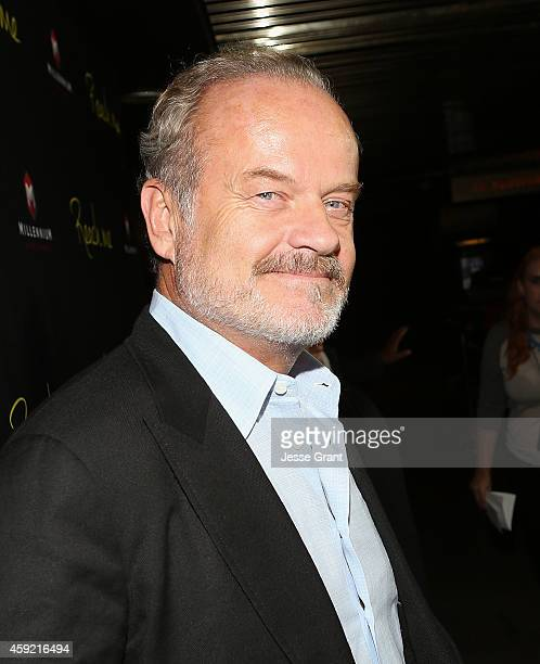 Actor Kelsey Grammer attends the premiere of Millennium Entertainment's Reach Me at the Chinese 6 Theaters Hollywood on November 18 2014 in Hollywood...