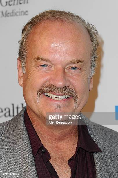 Actor Kelsey Grammer attends UCLA's 2014 Visionary Ball benefiting the Department of Neurosurgery at the Beverly Wilshire Four Seasons Hotel on...