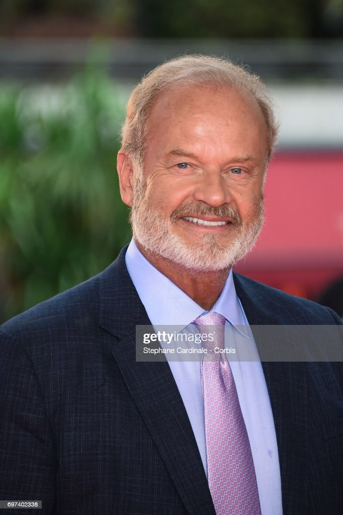 Actor Kelsey Grammer from 'The Last Tycoon' attends the 57th Monte Carlo TV Festival : Day 3 on June 18, 2017 in Monte-Carlo, Monaco.