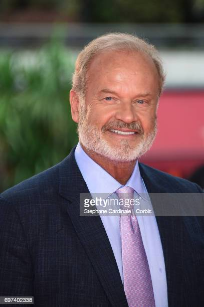 Actor Kelsey Grammer from 'The Last Tycoon' attends the 57th Monte Carlo TV Festival Day 3 on June 18 2017 in MonteCarlo Monaco