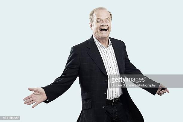 Actor Kelsey Grammer is photographed for Self Assignment on May 6 2010 in San Francisco California