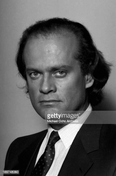 Actor Kelsey Grammer poses for a portrait in circa 1987