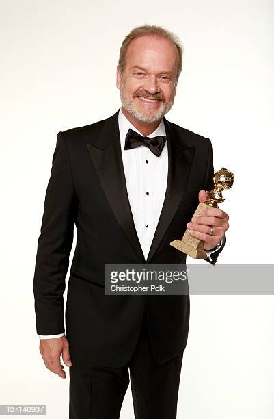 Actor Kelsey Grammer winner of the Best Performance by an Actor in a Television Series Drama for Boss poses for a portrait backstage at the 69th...