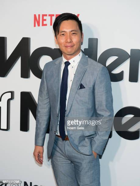 """Actor Kelvin Yu attends """"Master Of None"""" Season 2 premiere at SVA Theatre on May 11, 2017 in New York City."""
