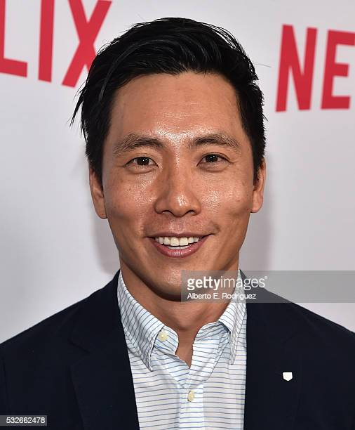 """Actor Kelvin Yu attends Netflix's """"Master of None"""" Emmy Season Screening and panel on May 18, 2016 in Beverly Hills, California."""
