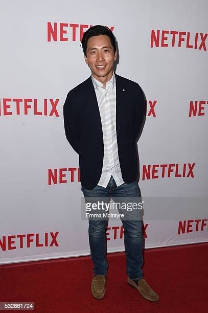 "Actor Kelvin Yu attends the Emmy season screening of Netflix's ""Master of None"" at The Paley Center for Media on May 18, 2016 in Beverly Hills,..."