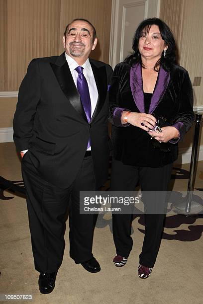 Actor Ken Davitian arrives at the 21st Annual Night of 100 Stars Awards Gala at Beverly Hills Hotel on February 27, 2011 in Beverly Hills, California.