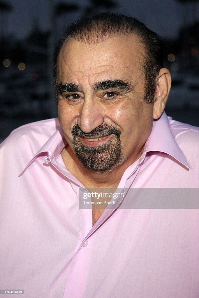 Actor Ken Davitian attends the 'Chasing The Hill' reception held at the Pacific Mariners Yacht Club on June 12, 2013 in Marina del Rey, California.