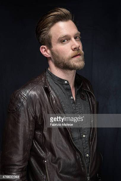 Actor Ken Duken is photographed for The Hollywood Reporter on February 10, 2014 in Berlin, Germany.
