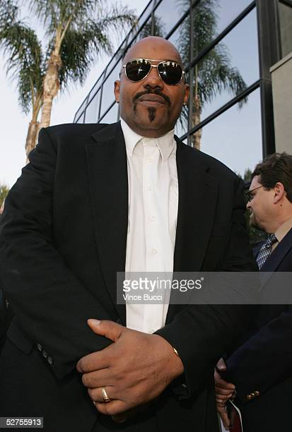 Actor Ken Foree attends the 31st Annual Saturn Awards at the Universal Hilton on May 3 2005 in Los Angeles California