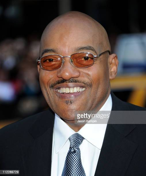 Actor Ken Foree attends the 'Water For Elephants' premiere at the Ziegfeld Theatre on April 17 2011 in New York City