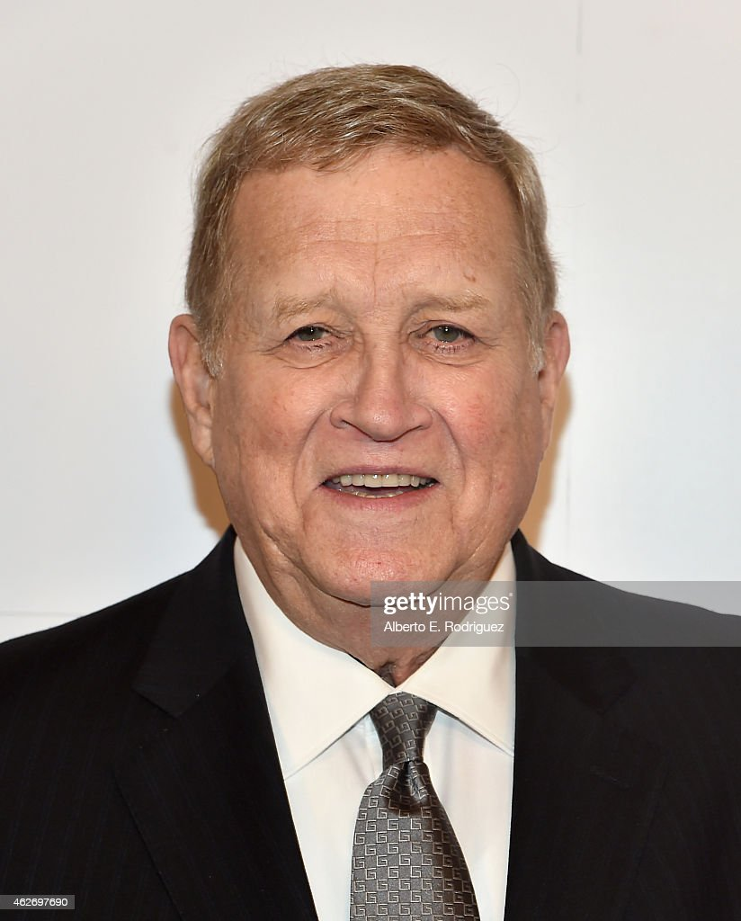 Actor Ken Howard arrives to AARP The Magazine's 14th Annual Movies For Grownups Awards Gala at the Beverly Wilshire Four Seasons Hotel on February 2, 2015 in Beverly Hills, California.