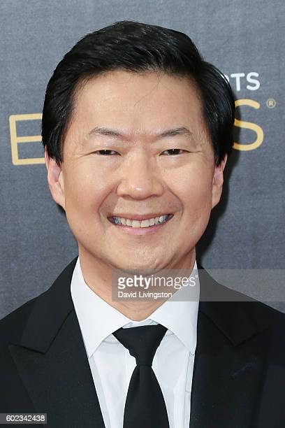 Actor Ken Jeong attends the 2016 Creative Arts Emmy Awards Day 1 at the Microsoft Theater on September 10 2016 in Los Angeles California