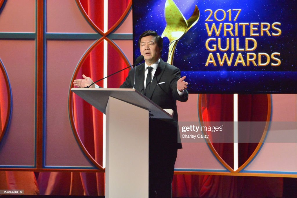 2017 Writers Guild Awards L.A. Ceremony - Inside : News Photo
